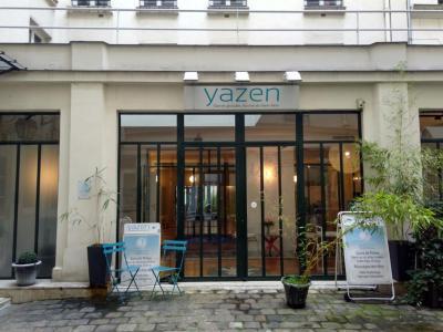 Yazen - Relaxation - Paris