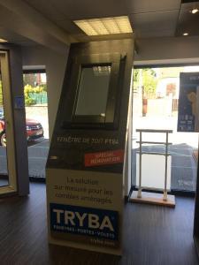 Tryba Yc Baies - Menuiserie PVC - Sainte-Geneviève-des-Bois