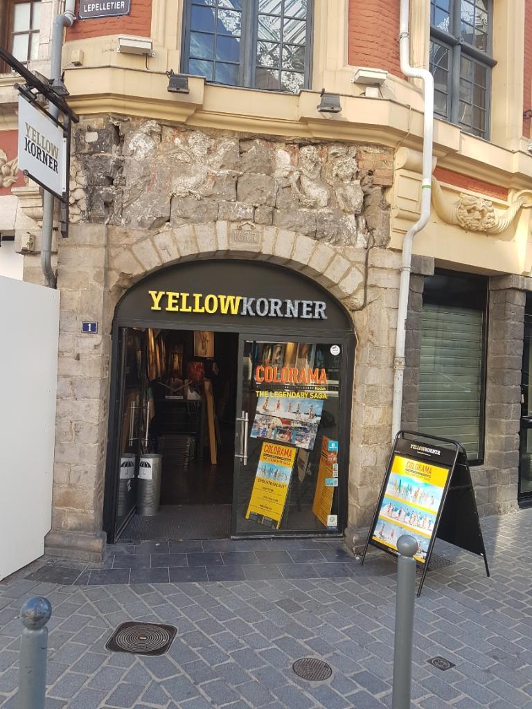 Yellowkorner Paris Francs Bourgeois yellow korner lille - galerie d'art (adresse)