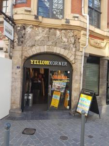Yellow Korner - Galerie d'art - Lille