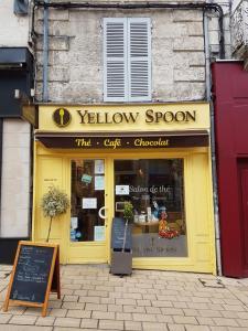 YELLOW SPOON Pastry - Restaurant - Angoulême