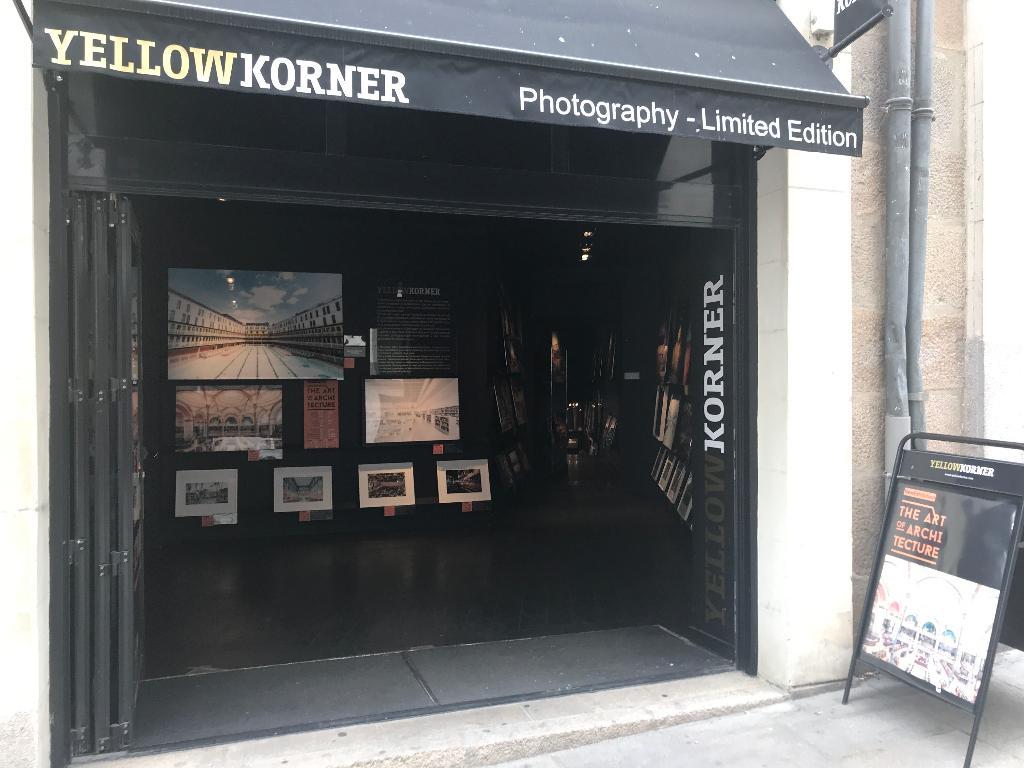 Yellowkorner Paris Francs Bourgeois yellowkorner nantes - galerie d'art (adresse, avis)
