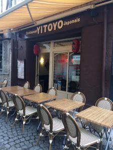 Yitoyo Sarl - Restaurant - Angoulême