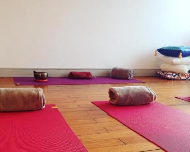 Yoga Ashanti - Relaxation - Gap
