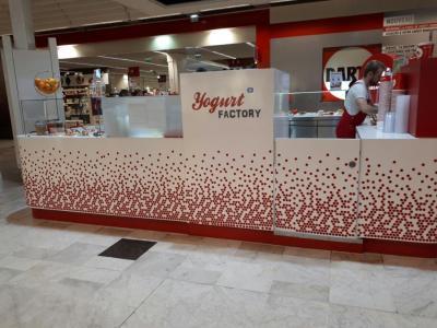 Yogurt Factory SARL - Restaurant - Créteil