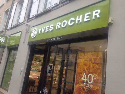 Yves Rocher - Institut de beauté - Montbrison
