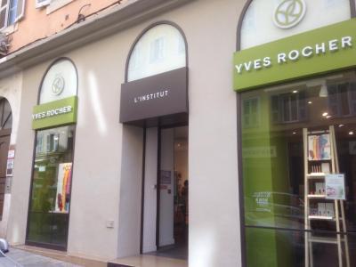 Yves Rocher - Lieu - Bastia