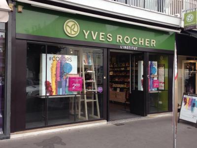 Yves Rocher - Dips SARL - Lieu - Royan