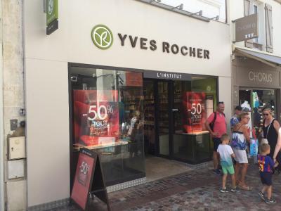 Yves Rocher - IMS - Lieu - Les Sables-d'Olonne