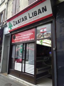 Zaatar Liban - Restaurant - Montreuil