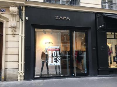 Zapa - Vêtements femme - Paris