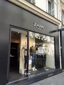 Zapa - Vêtements homme - Paris