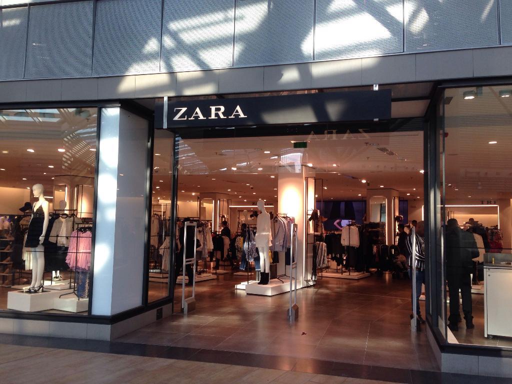 Zara Aubervilliers Magasins De Vêtement Adresse Avis