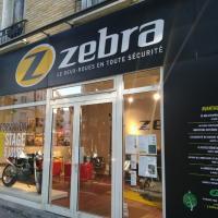 Zebra Moto école - PARIS