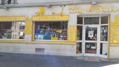Zig Et Puce - Jouets et jeux - Paris