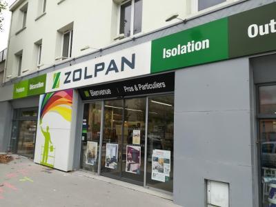 Zolpan - Peinture et vernis - Bordeaux