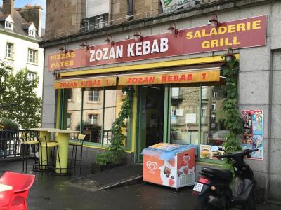 Zozan Kebab - Restaurant - Fougères